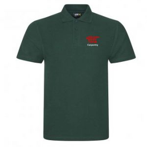 Green carpentry polo