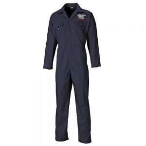 navy overalls